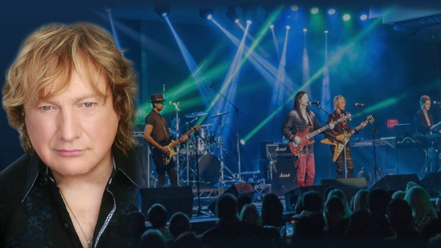 Lou Gramm: The Original Voice of Foreigner With ASIA Featuring John Payne