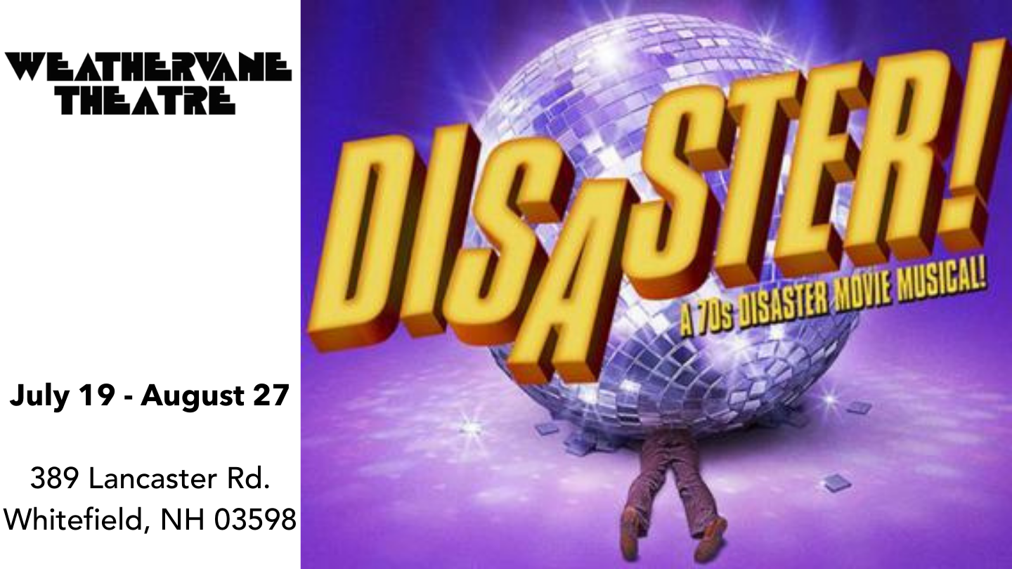 """""""Disaster!"""": A '70s Disaster Movie Musical"""
