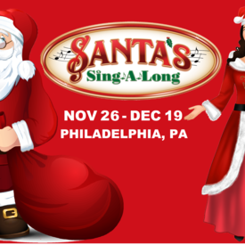 "Santa's Sing-A-Long"" Direct From Rockefeller Center"