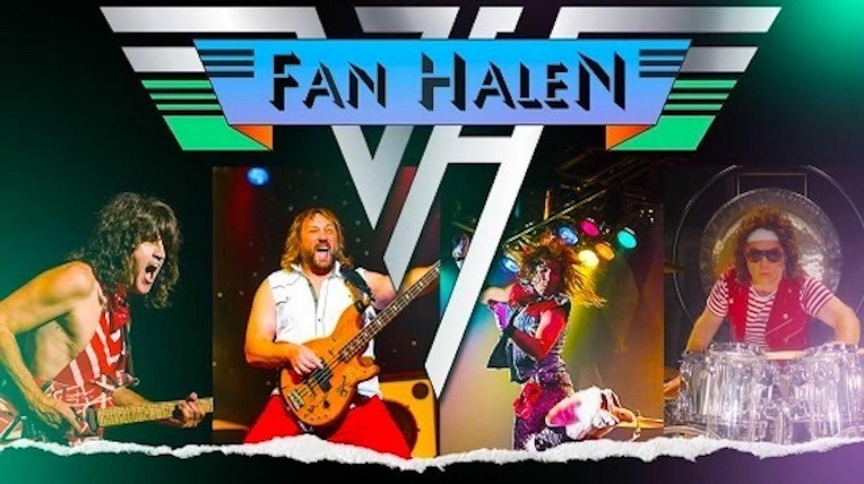 Fan Halen LIVE