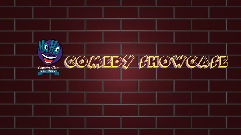 The HaHa Presents: Comedy Showcase