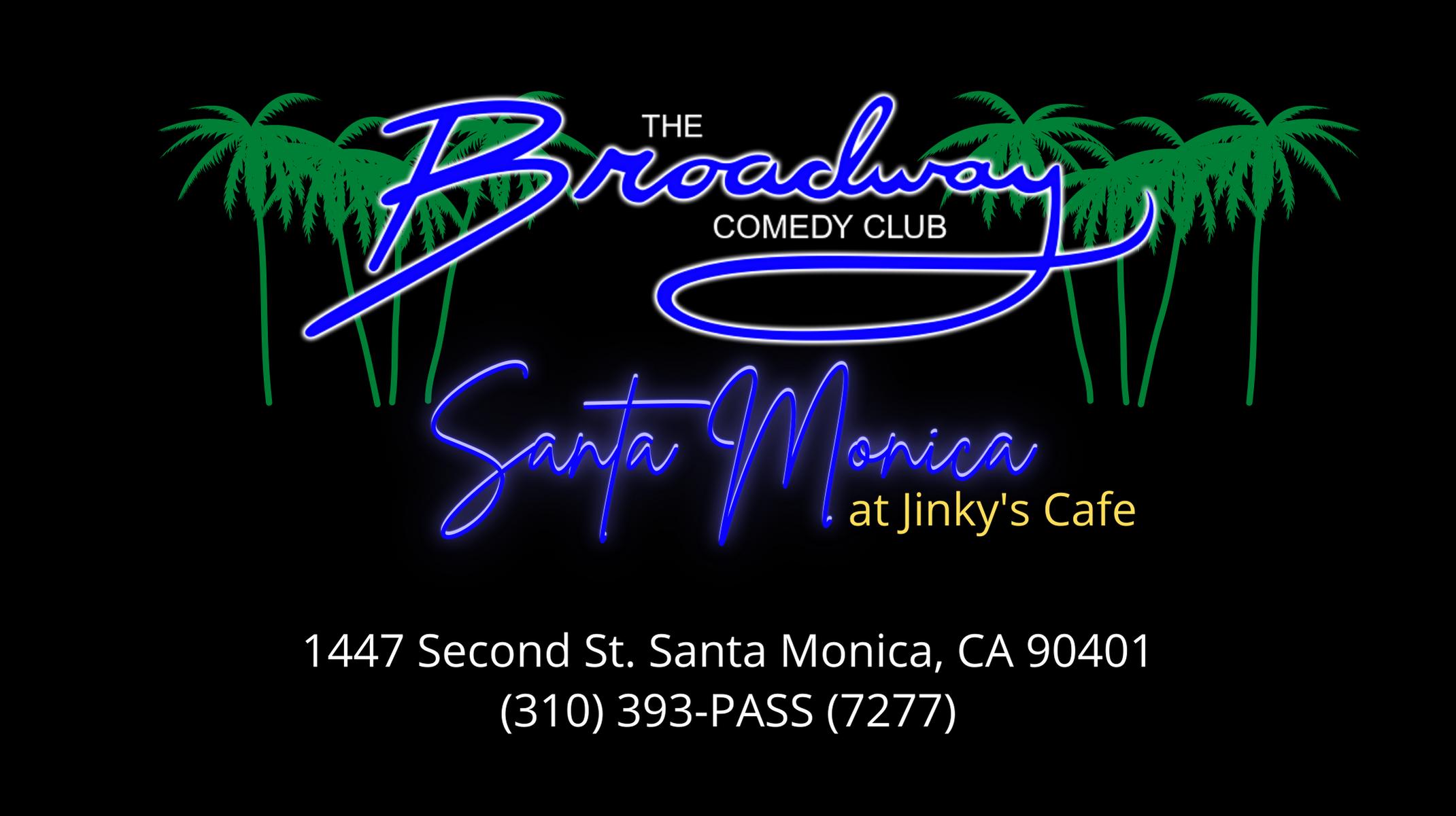 Santa Monica Comedy All Stars