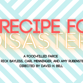 A Recipe For Disaster!