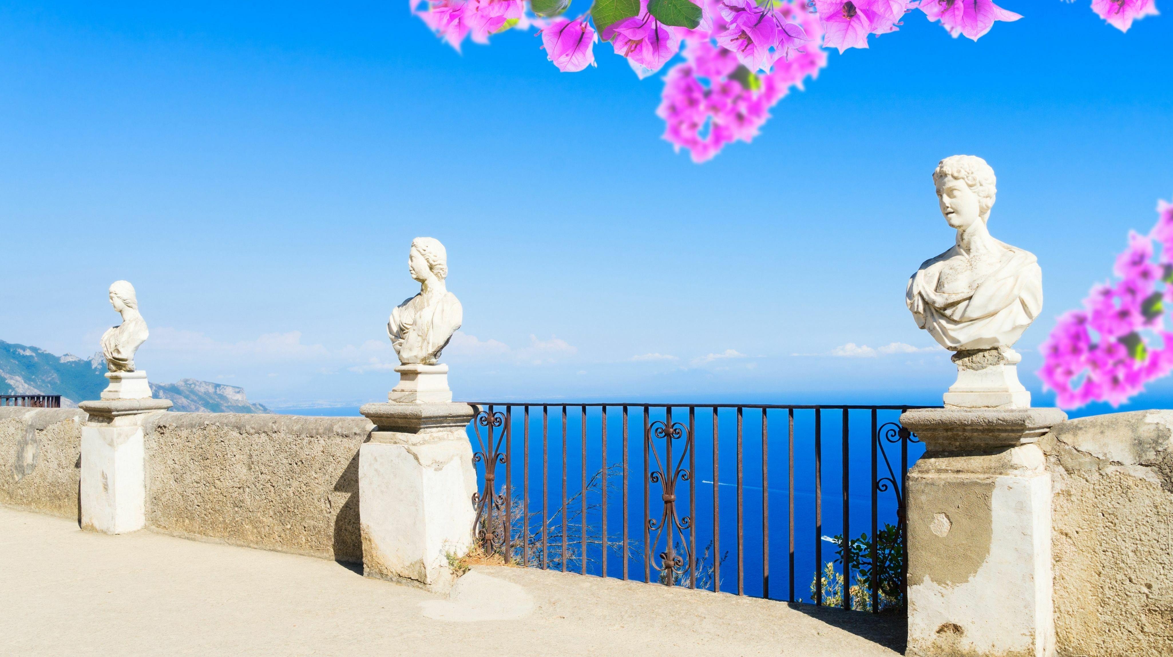 Amalfi Coast Info Session -- Online
