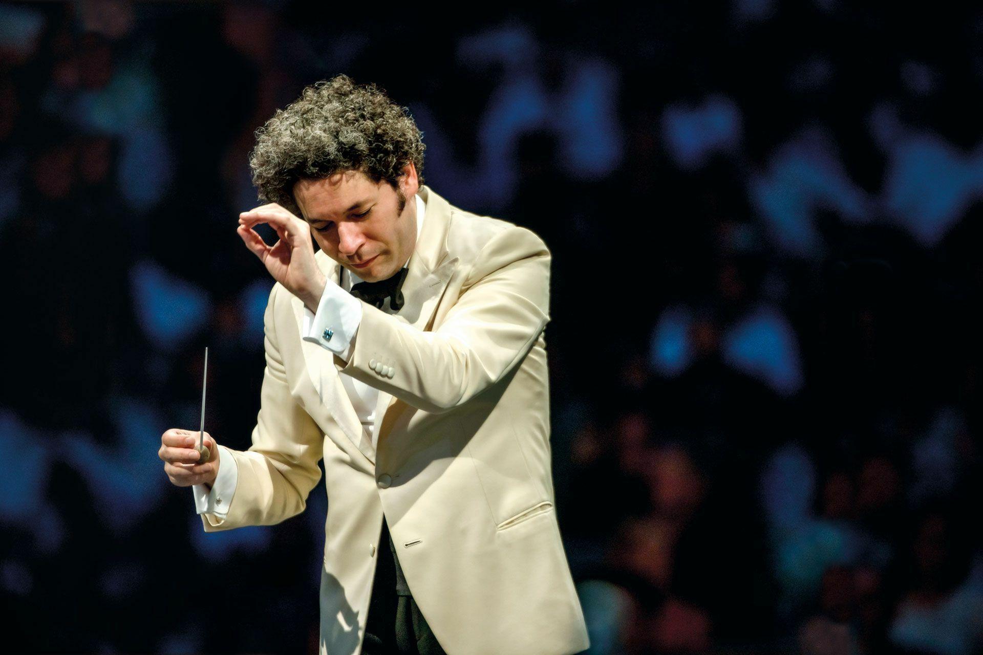 Mozart Under the Stars with Dudamel