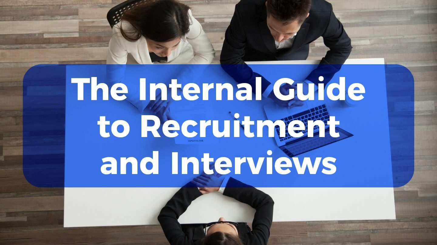 Hired! The Internal Guide To Recruitment And Interviews -- Online