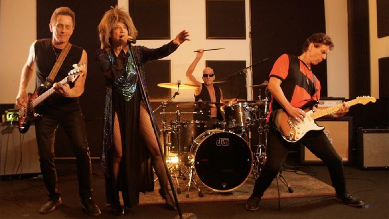The Ultimate Tina Turner Tribute staring Shari Wilson as Tina