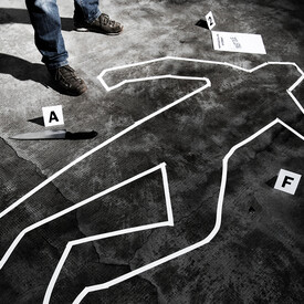 Murder at the Juice Joint: Murder Mystery Dinner