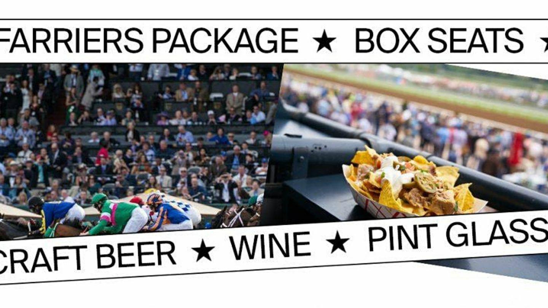 Santa Anita Park's Farriers Package