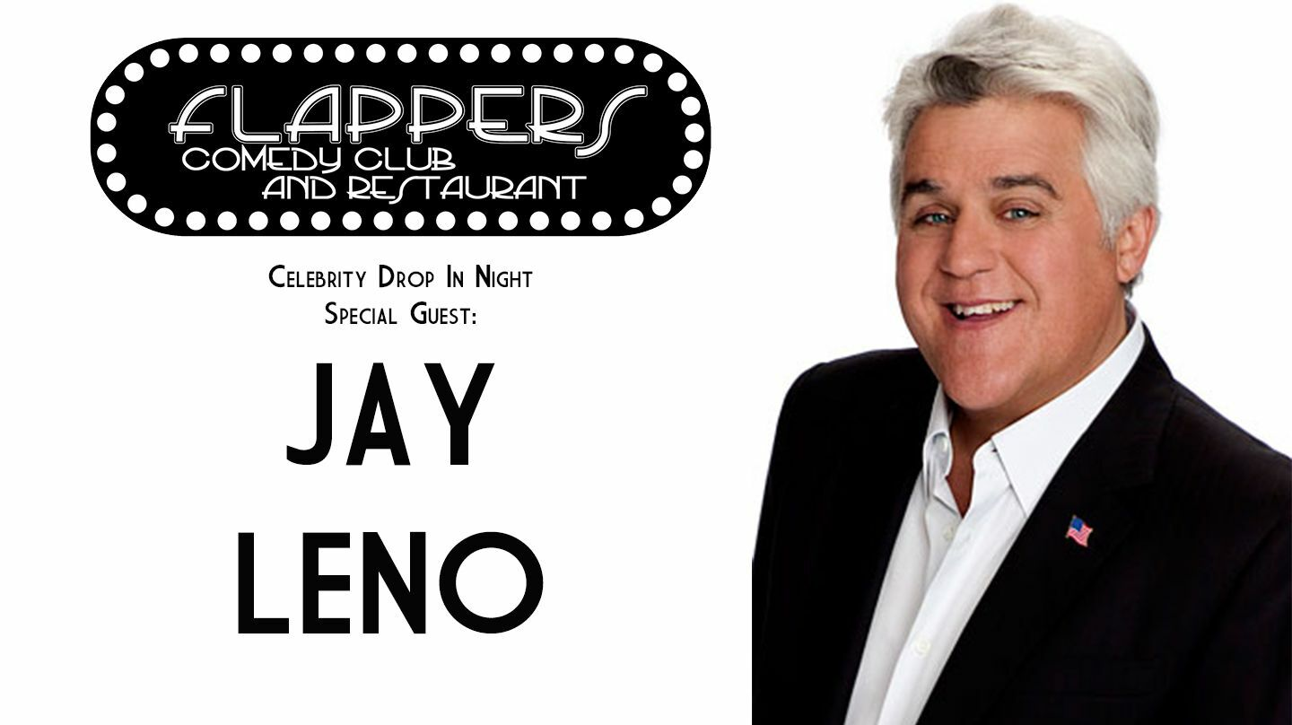 Jay Leno + Special Guests