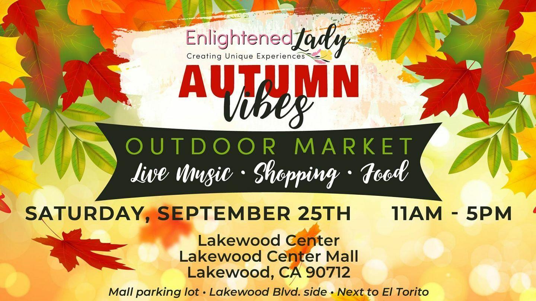 Enlightened Lady - Autumn Vibes Outdoor Market