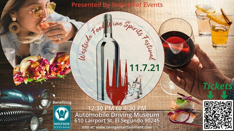 Westside Food-Wine-Spirits Festival