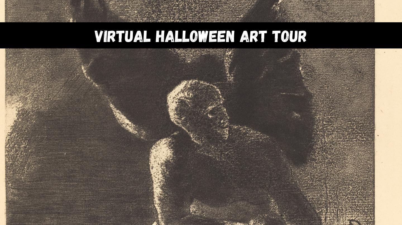 Halloween Art Tour -- Online
