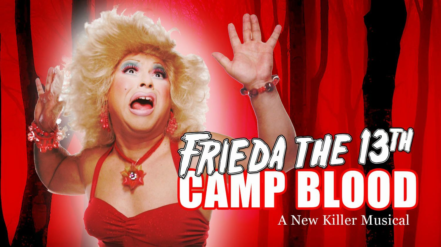 Frieda the 13th: Camp Blood