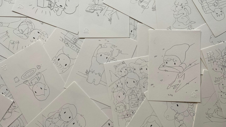 Wonder & Friends solo art exhibition