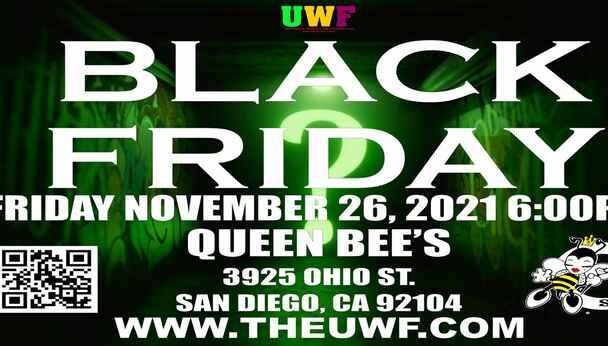 UWF Black Friday