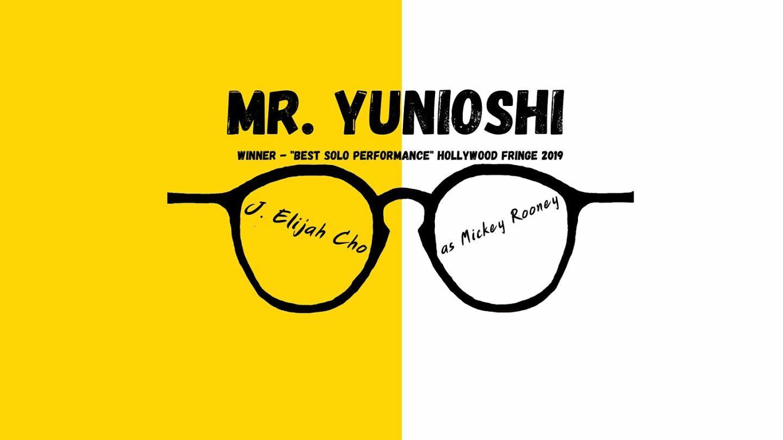 Mr. Yunioshi LIVE