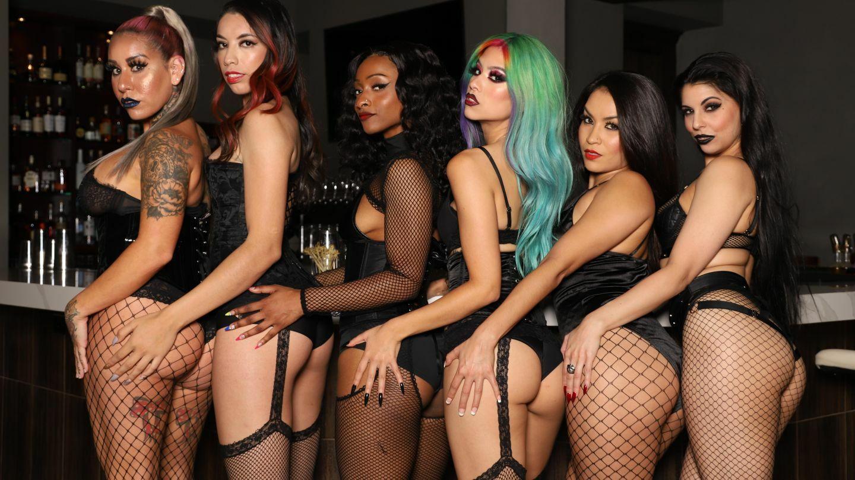 The Damn Devillez October 28th Halloween Burlesque Show