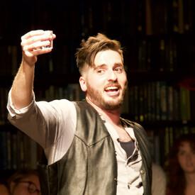"""Drunk Shakespeare"""" Chicago"""