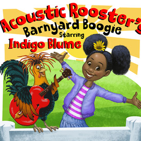 Acoustic Rooster's Barnyard Boogie