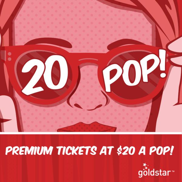 Goldstar 20 Pop Promo