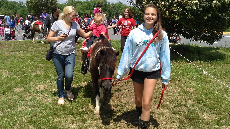 7th Annual Montogomery County Strawberry Festival