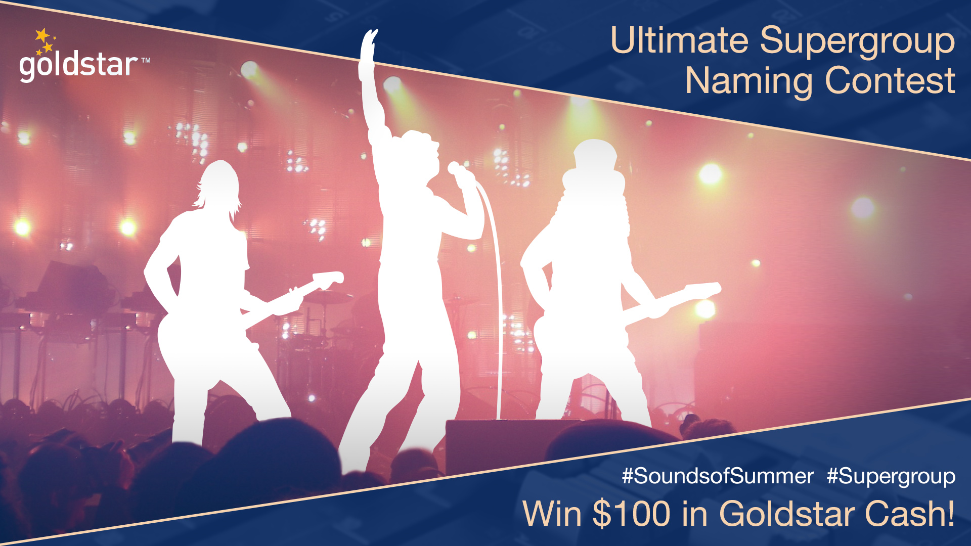 Goldstar Supergroup Naming Contest