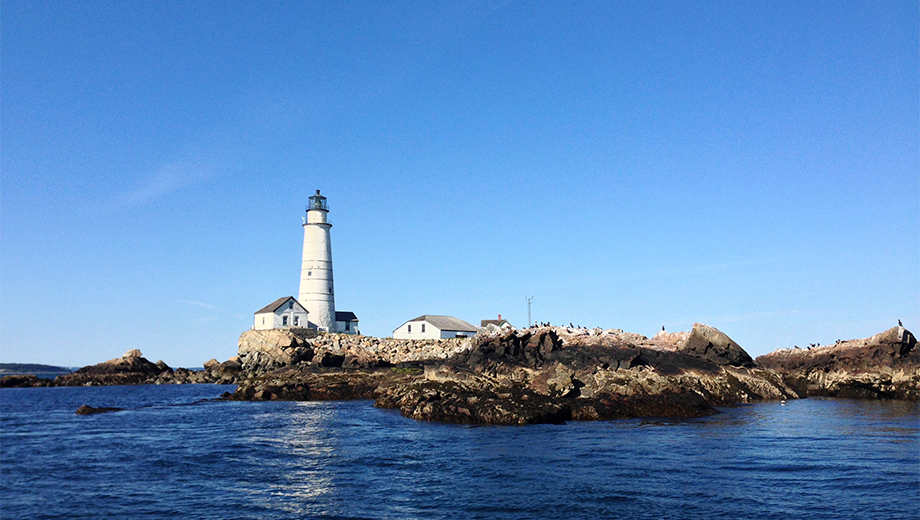 Boston Harbor Lighthouse Brunch Cruises