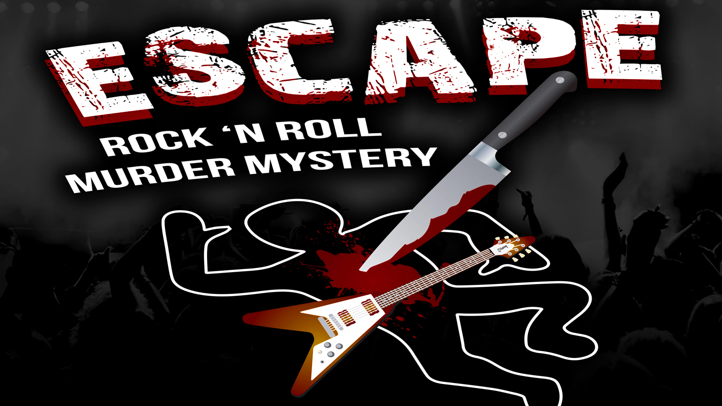 Escape: A Rock & Roll Murder Mystery