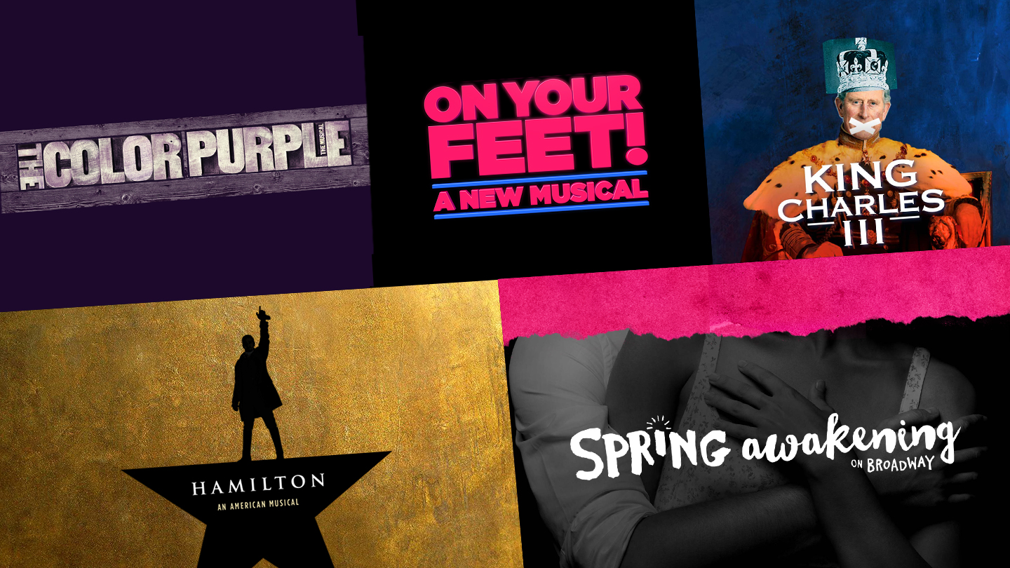 Hot Broadway Shows 2016
