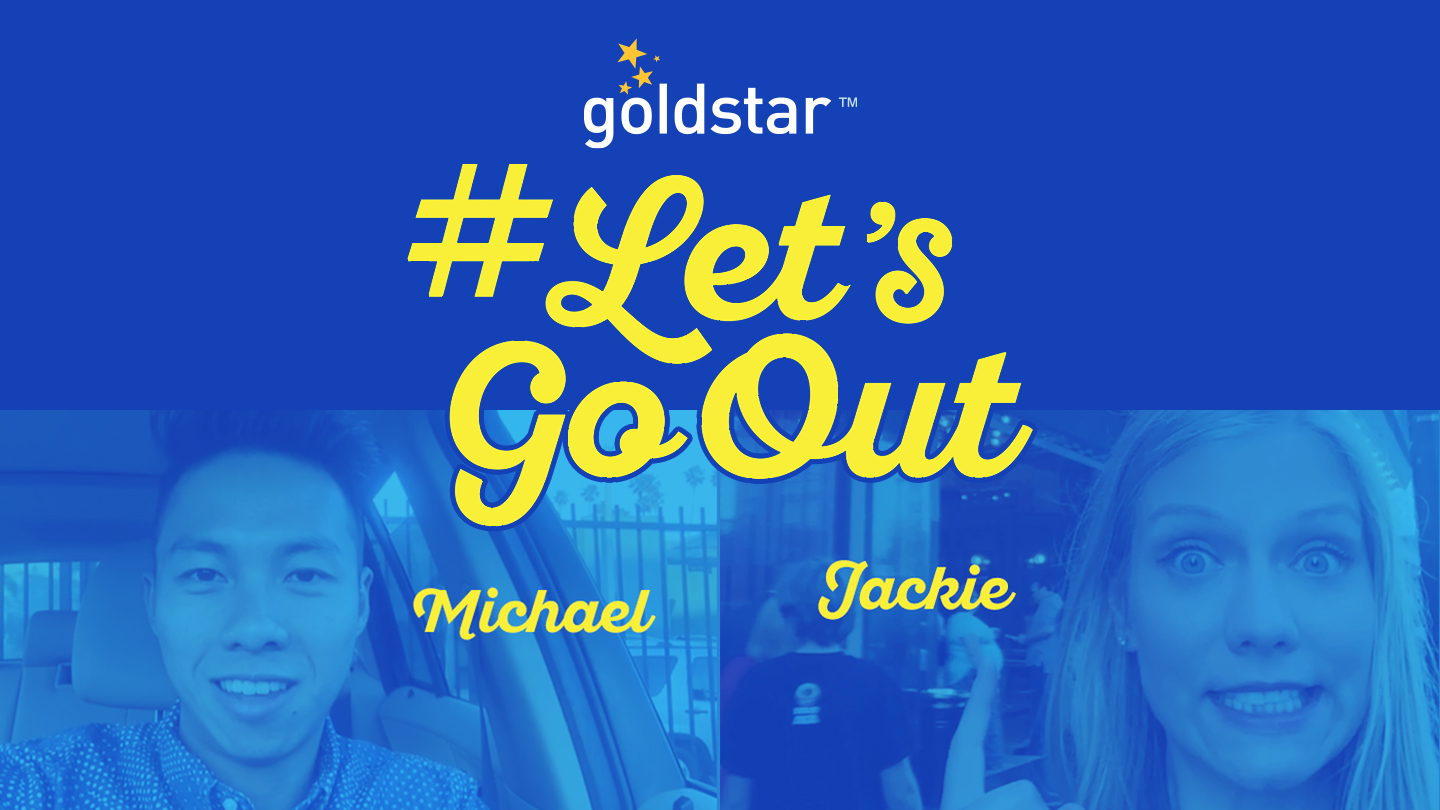 Michael and Jackie #Let'sGoOut