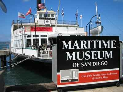Maritime Museum of San Diego Tickets