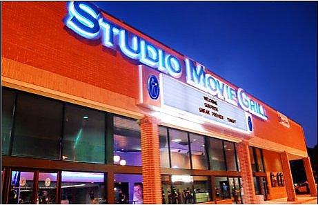 Studio Movie Grill   Copperfield Tickets