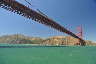 Golden Gate Bay Cruise Tickets