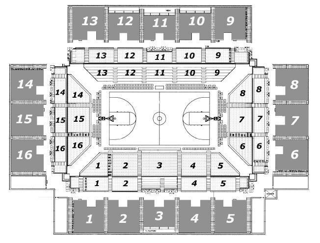Maples pavilion san jose tickets schedule seating charts