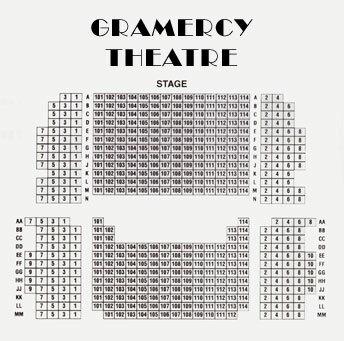 Gramercy theatre new york tickets schedule seating charts