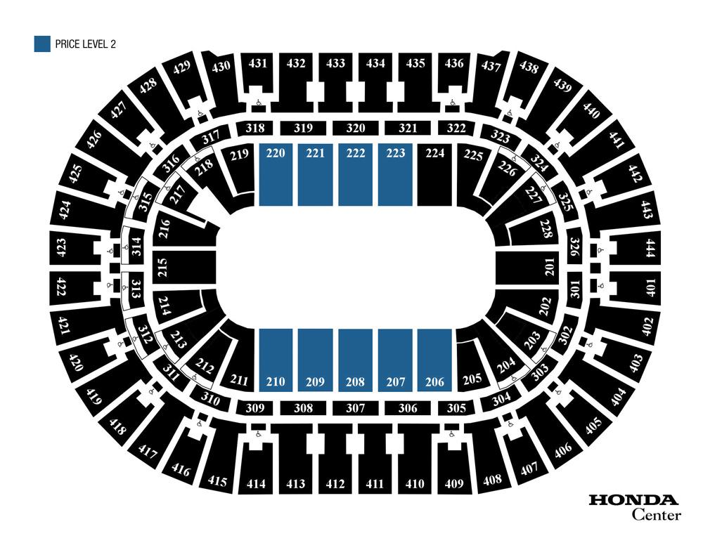 ... Honda Center Concert 2015 ...
