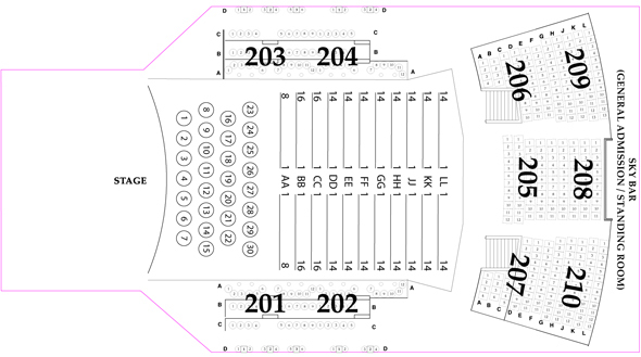 The paramount huntington ny tickets schedule seating charts