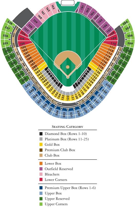 white sox seat chart - Keni.ganamas.co