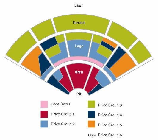 Irvine meadows amphitheatre irvine ca tickets schedule seating