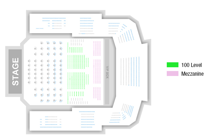 Revention music center houston tickets schedule seating charts