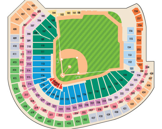 Minute maid park houston tickets schedule seating charts goldstar