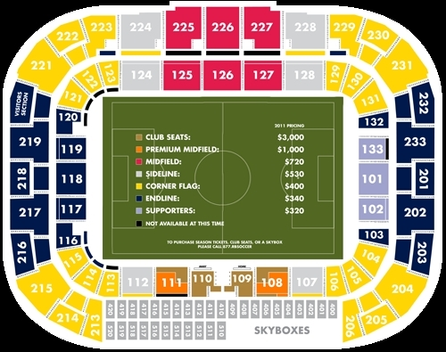 Red bull arena harrison nj tickets schedule seating charts