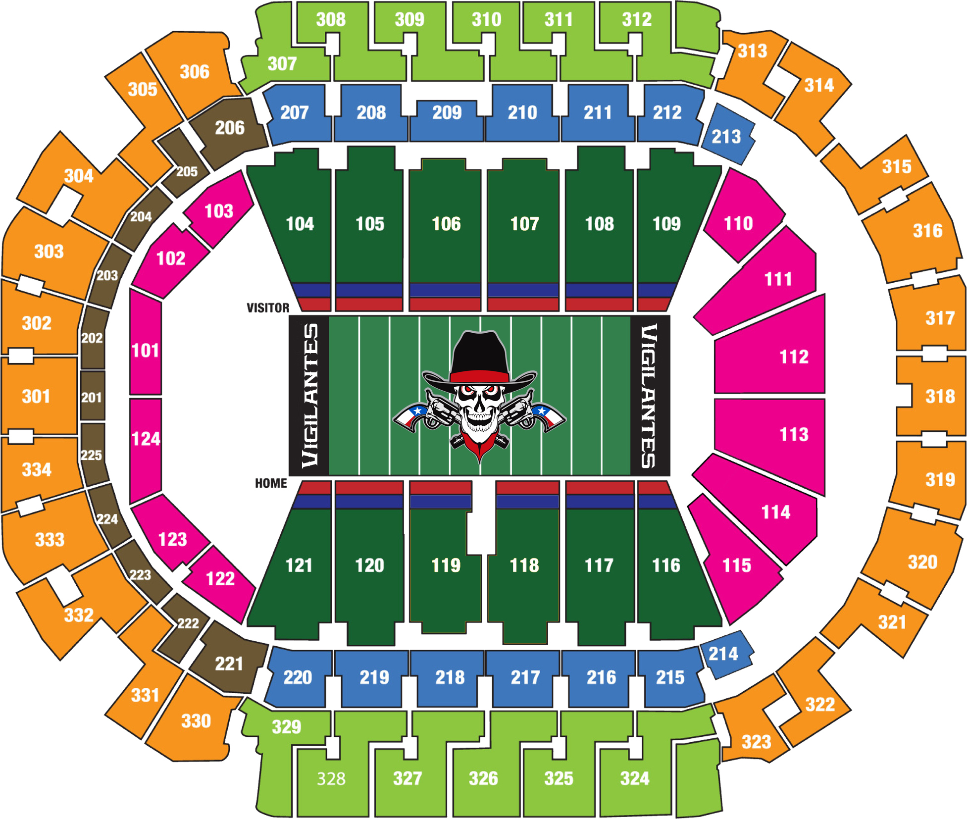American Airlines Center Dallas Fort Worth Tickets Schedule - American airlines arena seat map