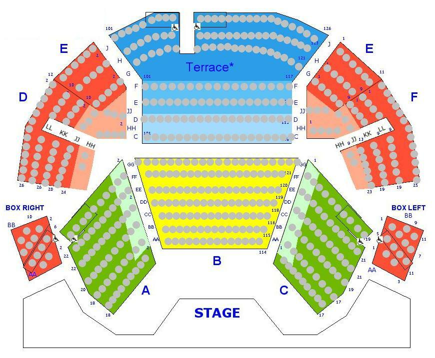 Red hat amphitheater seating chart hat hd image ukjugs org