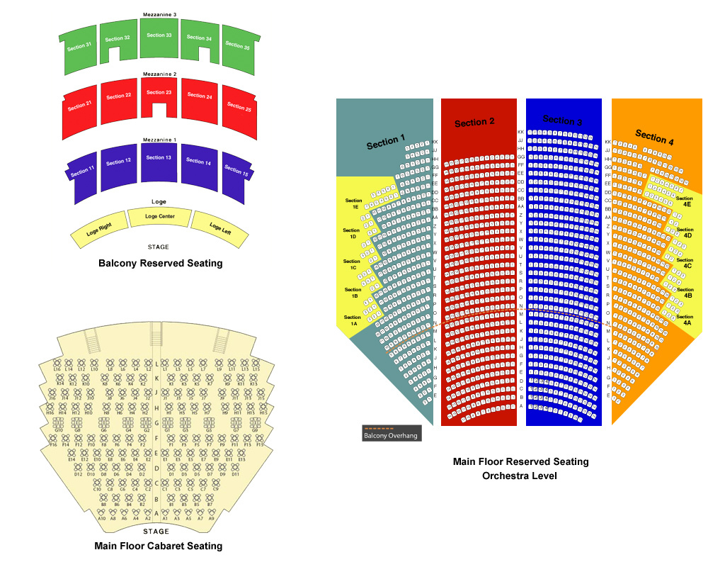 The paramount theatre seattle wa tickets schedule seating