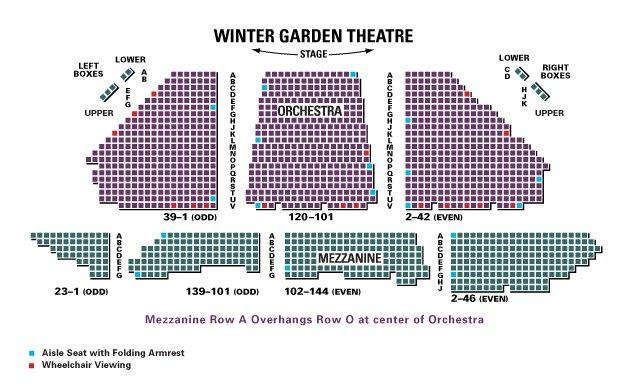 Winter garden theater seating chart ayla quiztrivia co