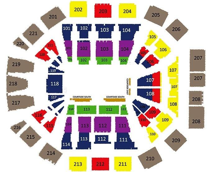 Matthew knight arena portland tickets schedule seating charts