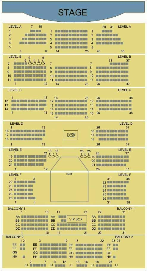 Boulder theater denver tickets schedule seating charts goldstar
