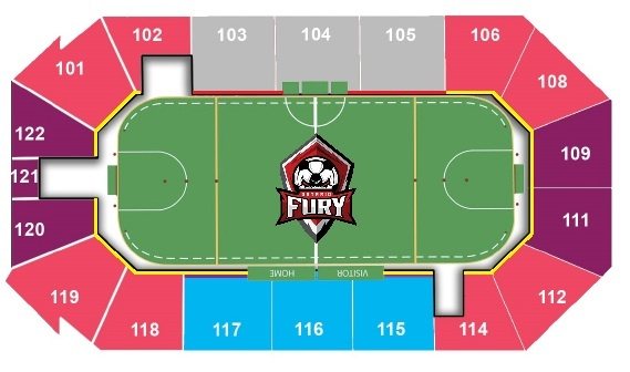 citizens bank arena seating chart